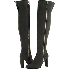 Zipup Over-the-Knee Boot by Stuart Weitzman